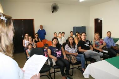 Posse do novo Conselho Tutelar - Triênio  2012/2015